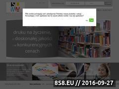 Miniaturka www.sowadruk.pl (Profesjonalny druk cyfrowy książek i dystrybucja)