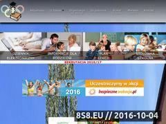 Miniaturka domeny sp3.lebork.pl