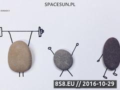 Miniaturka domeny www.spacesun.pl