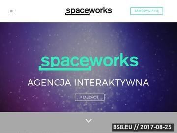Zrzut strony Studio graficzne Łódź, Rawa Mazowiecka