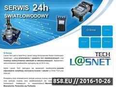 Miniaturka domeny spawanieswiatlowodow.net.pl