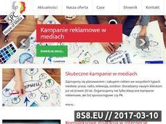 Miniaturka domeny www.spchouseofmedia.pl