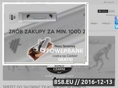 Miniaturka specialfitness.pl (Sprzęt siłowy i akcesoria fitness)
