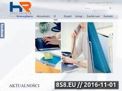 Miniaturka Usługi kadrowo płacowe dla firm (specjalista-hr.pl)