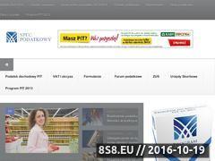 Miniaturka domeny www.specpodatkowy.pl