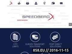 Miniaturka domeny speedbergx.com