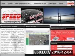 Miniaturka domeny www.speedgps.pl
