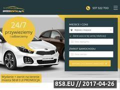 Miniaturka speedrental24.pl (Wypożyczalnia pojazdów Wrocław)