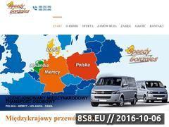 Miniaturka domeny speedygonzales.pl