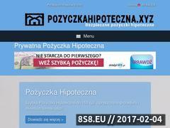 Miniaturka domeny www.spektrumkredyt.pl