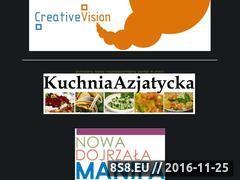 Miniaturka domeny www.spiacakrolewna.pl