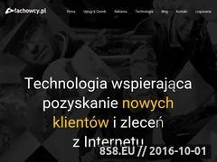 Miniaturka www.spk.sos.pl (Serwis komputerowy Warszawa)
