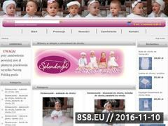 Miniaturka domeny www.splendorpl.pl