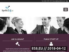 Miniaturka domeny spolki24.net