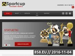 Miniaturka domeny sportcup.pl