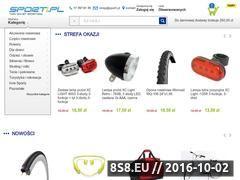 Miniaturka domeny www.sporti.pl