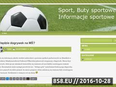 Miniaturka domeny www.sportline.com.pl