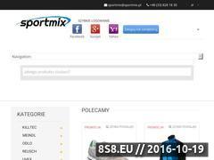 Miniaturka domeny sportmix.pl