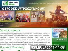 Miniaturka domeny www.sportowaosada.pl