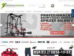 Miniaturka sportowybazar.pl (Sprzęt turystyczny, kulturystyczny oraz fitness)