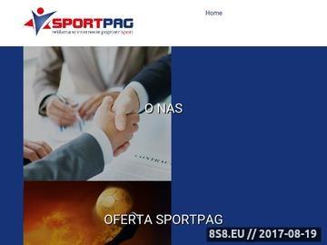Zrzut strony Reklama, promocje i opinie bukmacherskie, doradztwo bukmacherskie
