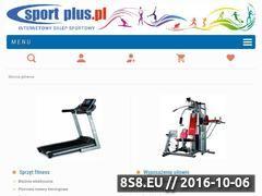 Miniaturka domeny www.sportplus.pl