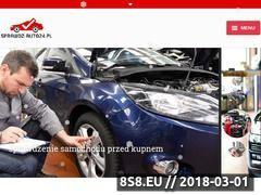 Miniaturka domeny sprawdz-auto24.pl