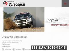 Miniaturka domeny sprecograf.pl
