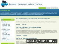 Miniaturka domeny www.sprezarki.org.pl