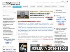Miniaturka domeny sprytneliczniki.pl