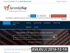 Miniaturka domeny sprzedajikup.eu