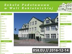 Miniaturka domeny spwolarokietnicka.strefa.pl