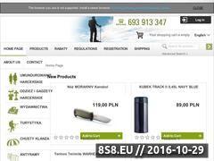 Miniaturka domeny www.sqadnica.pl