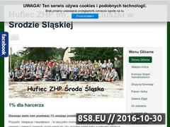 Miniaturka domeny srodaslaska.zhp.pl