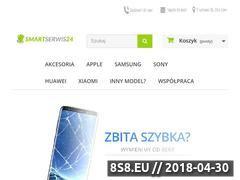 Miniaturka ss24h.pl (Profesjonalny serwis smartfonów)