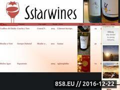 Miniaturka domeny www.sstarwines.pl