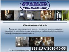 Miniaturka domeny www.stabler.com.pl
