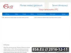 Miniaturka domeny stacjagaz.pl