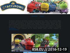 Miniaturka domeny www.stacyjkowo.com