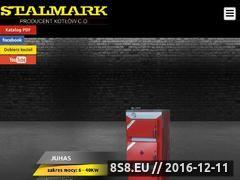 Miniaturka domeny www.stalmark.pl