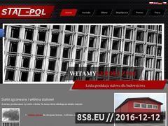 Miniaturka domeny www.stalpol.com.pl