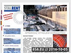 Miniaturka domeny www.stalrent.eu