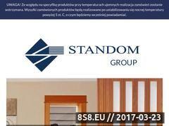 Miniaturka domeny standom.pl
