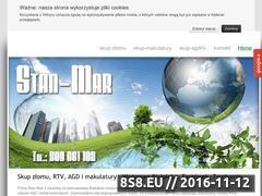 Miniaturka domeny www.stanmar.waw.pl