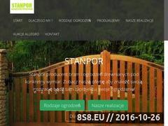 Miniaturka domeny stanpor.pl