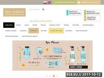 Zrzut strony Naturalne Kosmetyki - Stara Mydlarnia