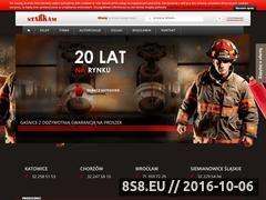 Miniaturka domeny starkam.pl