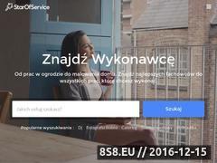 Miniaturka starofservice.pl (Nowy sposób na zakup usług)