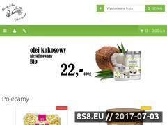 Miniaturka staropolskagaleriasmaku.pl (Sklep online ze zdrową żywnością)