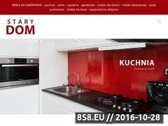 Miniaturka domeny www.starydom.pl